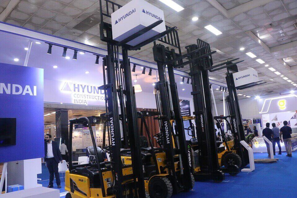 Gallery | Hyundai Construction Equipments India