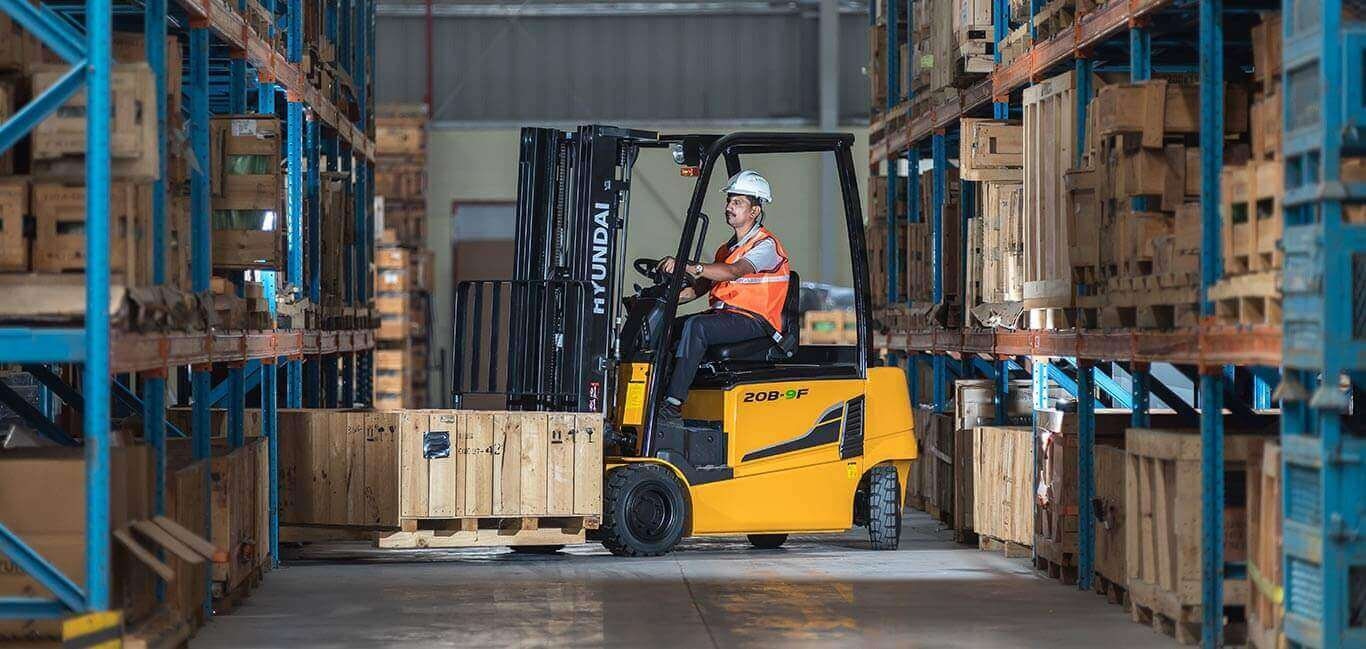 Electric Forklift 16/18/20B-9F